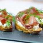 Brötchen - Fingerfood style
