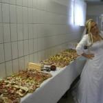 Brötchenbuffet