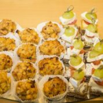 Speck Lauch Muffins